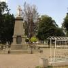 """Паметник на загиналите в Балканската война в градинката """"Св. Никола"""""""