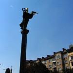 Статуя на Света София