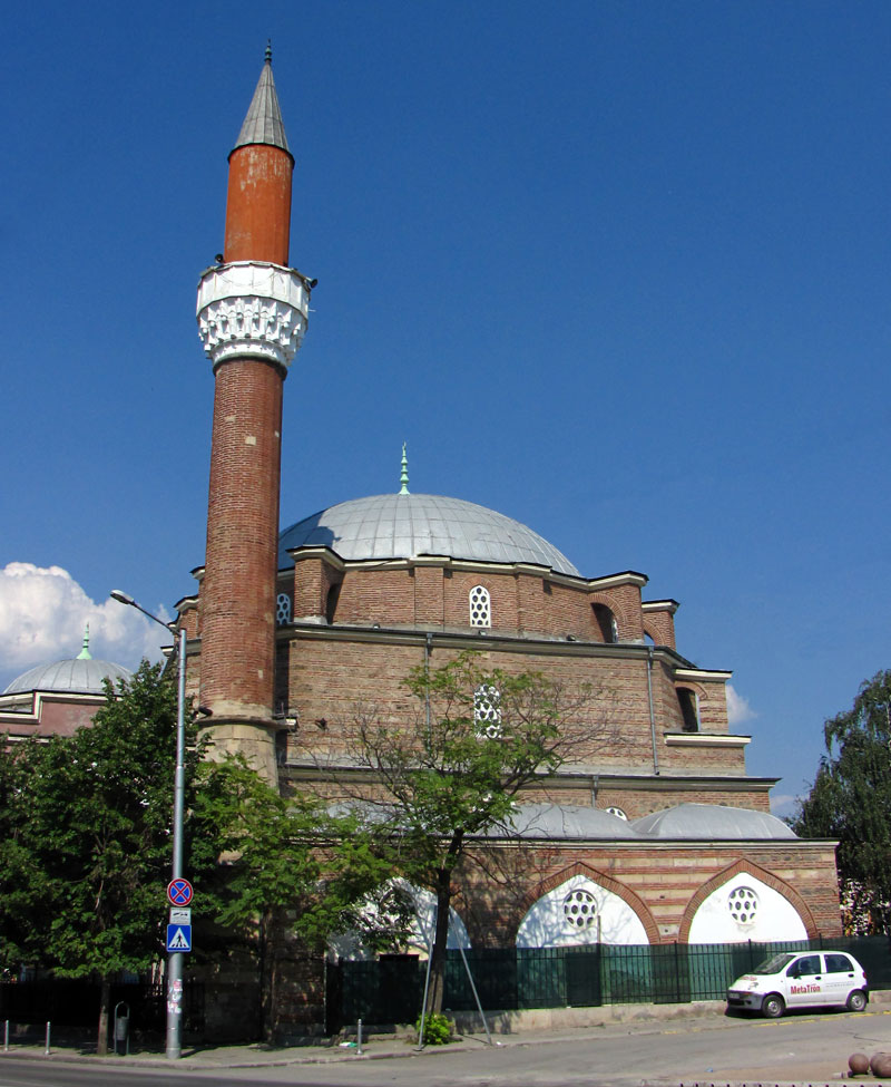 The mosque Banya Bashi