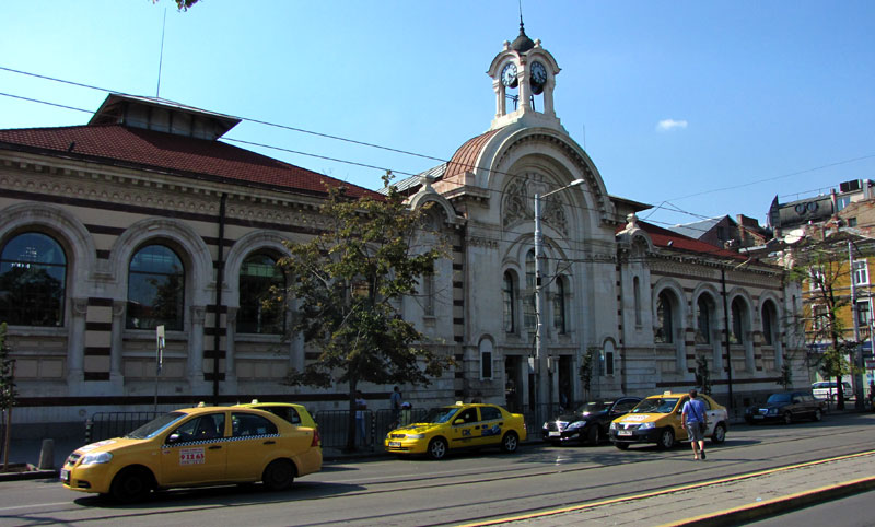 Central Sofia Market Hall