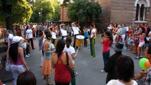 Sofia Breathes Festival (August each year)