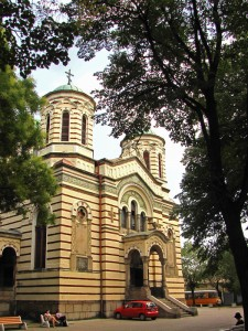 St. Nikolay of Sofia Church