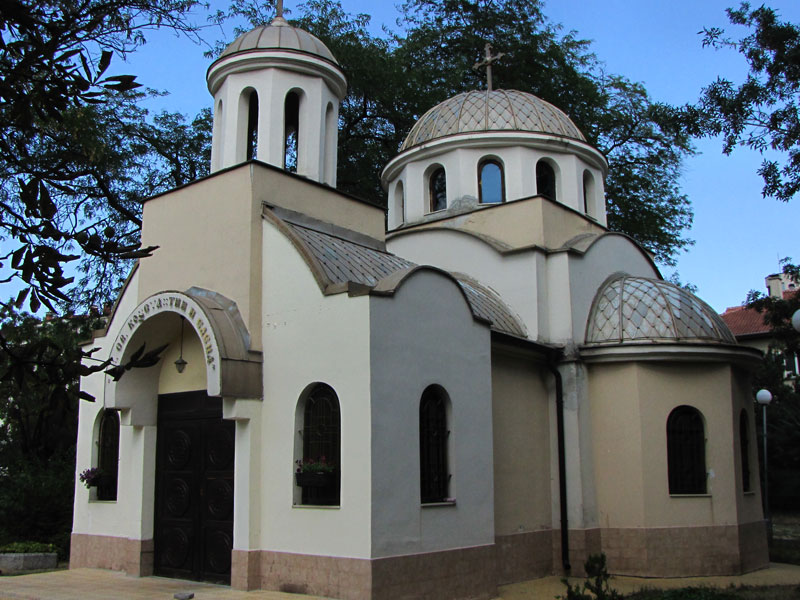Temple St. Konstantin and Elena