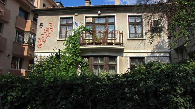 The house of Ilka Popova