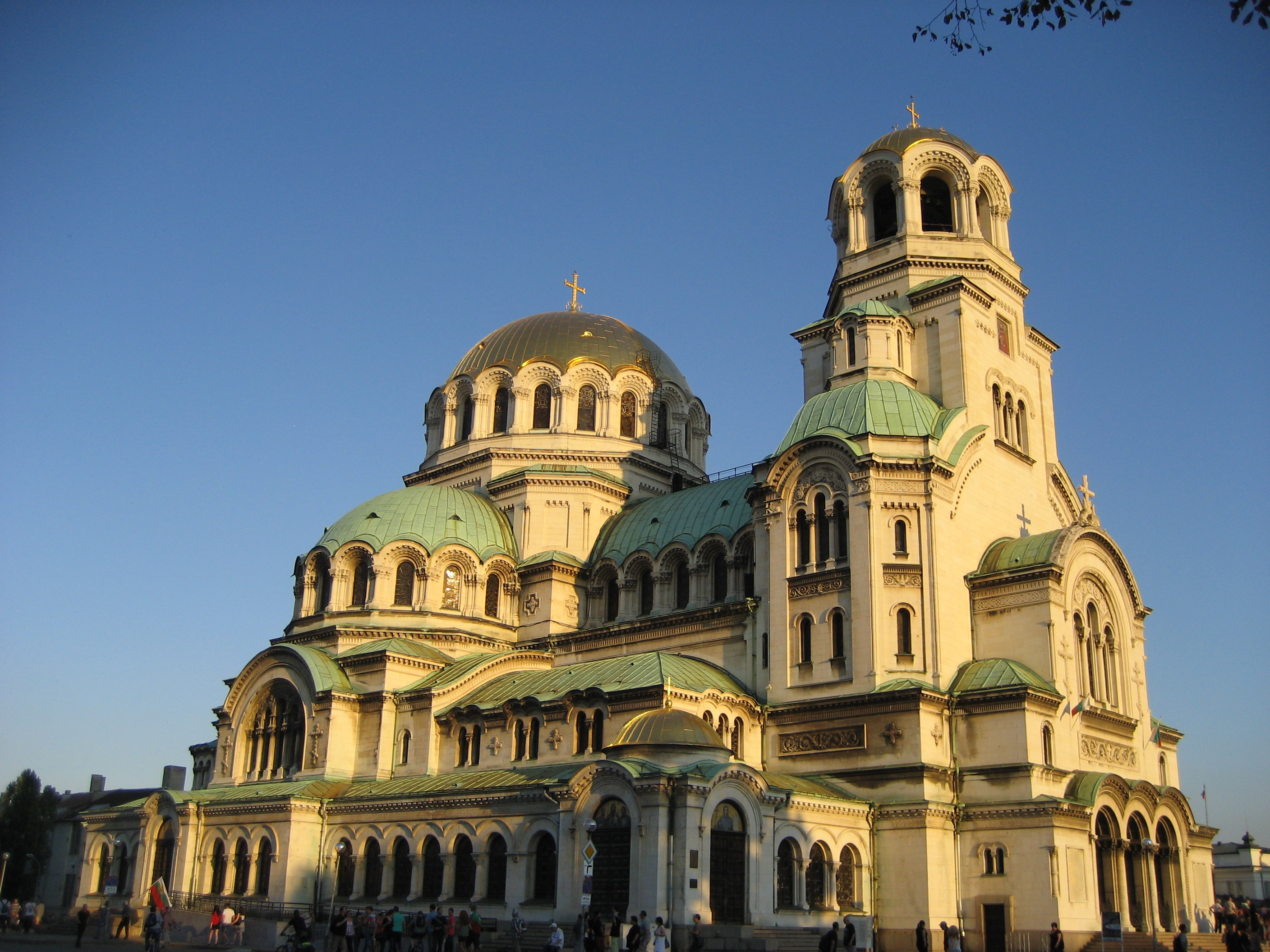 Cathedral of St Alexander Nevsky