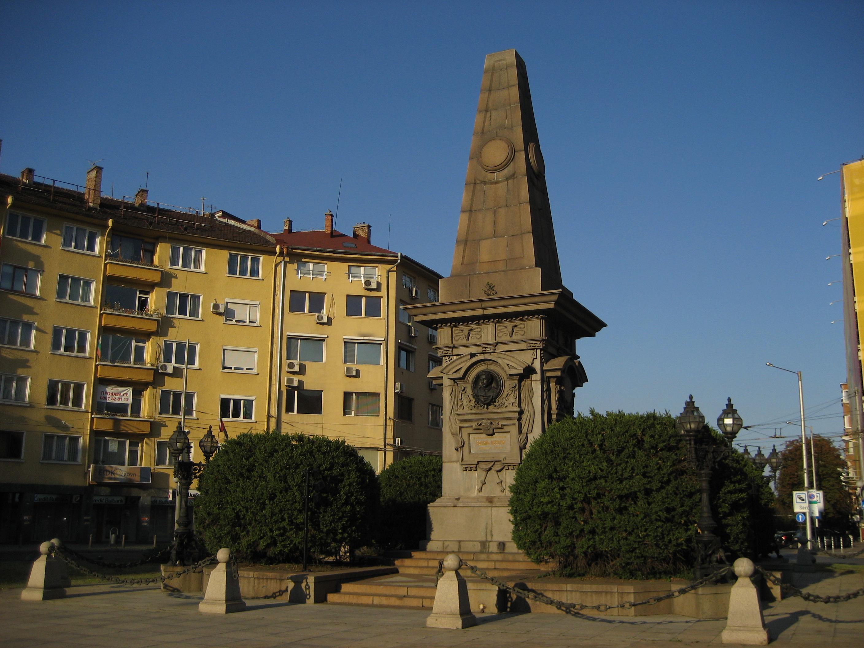 Vasil Levski monument
